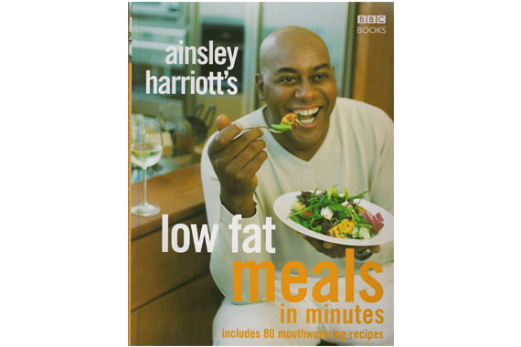 Ainsley Harriotts Low Fat Meals In Minutes