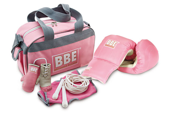 BBE Pink Boxing Kit