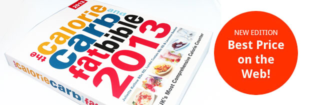 Calorie, Carb and Fat Bible 2013