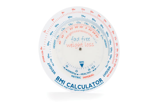 BMI Calculator Disc Thumbnail