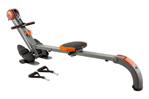 Body Sculpture Rower & Gym 01