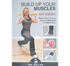 Build Up Your Muscles DVD by Gin Miller Thumbnail