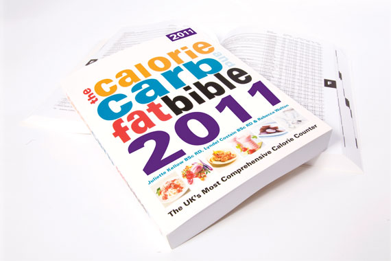 The Calorie, Carb & Fat Bible 2011
