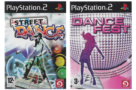 Dance Fest & Street Dance - Games For PS2