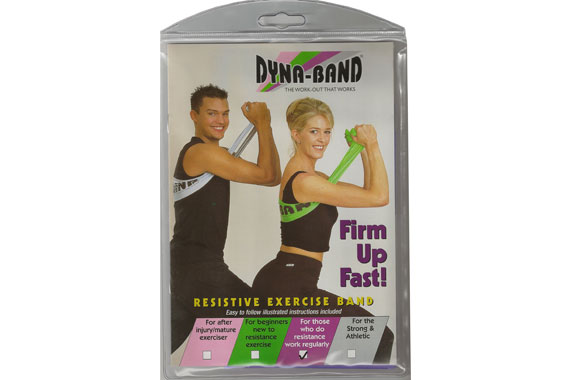 Dyna-Band Exercise Band - Purple