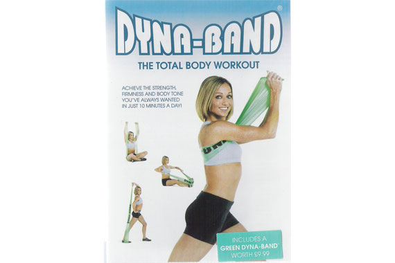 Dyna-Band Resistance Band Exercise Video & DVD