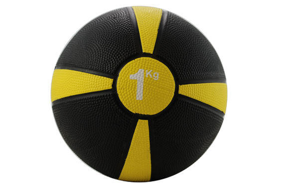 Everlast 1kg medicine Ball Yellow