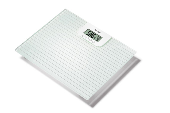 Beurer GSXXL High Capacity Scale with Goal Weight Function