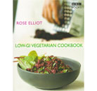 Low GI Vegetarian Cookbook Thumbnail