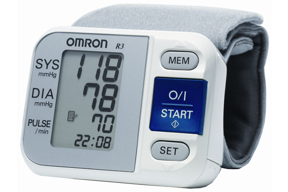 RX3 Plus Omron Wrist Blood Pressure Monitor