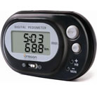 Oregon Pedometer with Real Time Clock Thumbnail