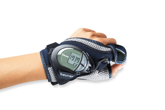 PM110 Strapless Heart Rate Monitor Gloves
