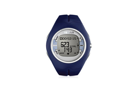 Polar F7 Heart Rate Monitor  Blue