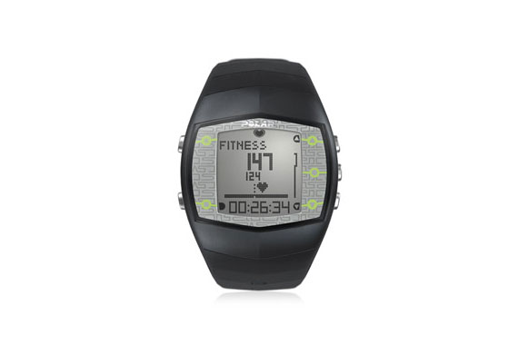 Polar FT40 Heart Rate Monitor Black for Ladies