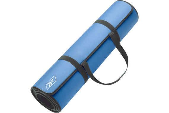 Reebok Gym Mat, Blue