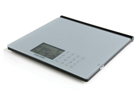 Salter Nutri-Weigh Slim Calorie Kitchen Scales