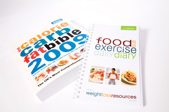 The Calorie, Carb and Fat Bible 2009