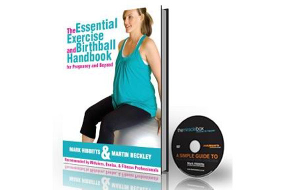 The Essential Exercise & Birthball Handbook & DVD