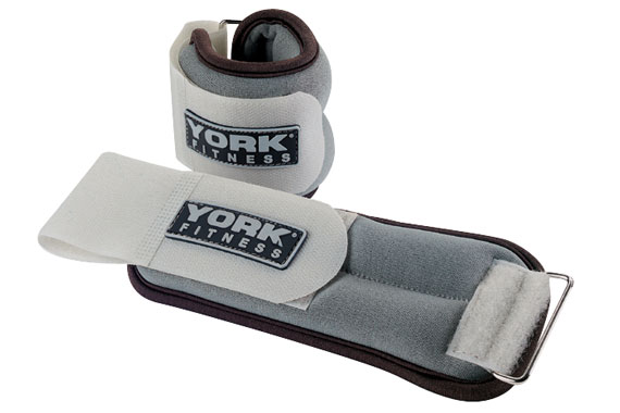 York Ankle/Wrist Weights 1kg